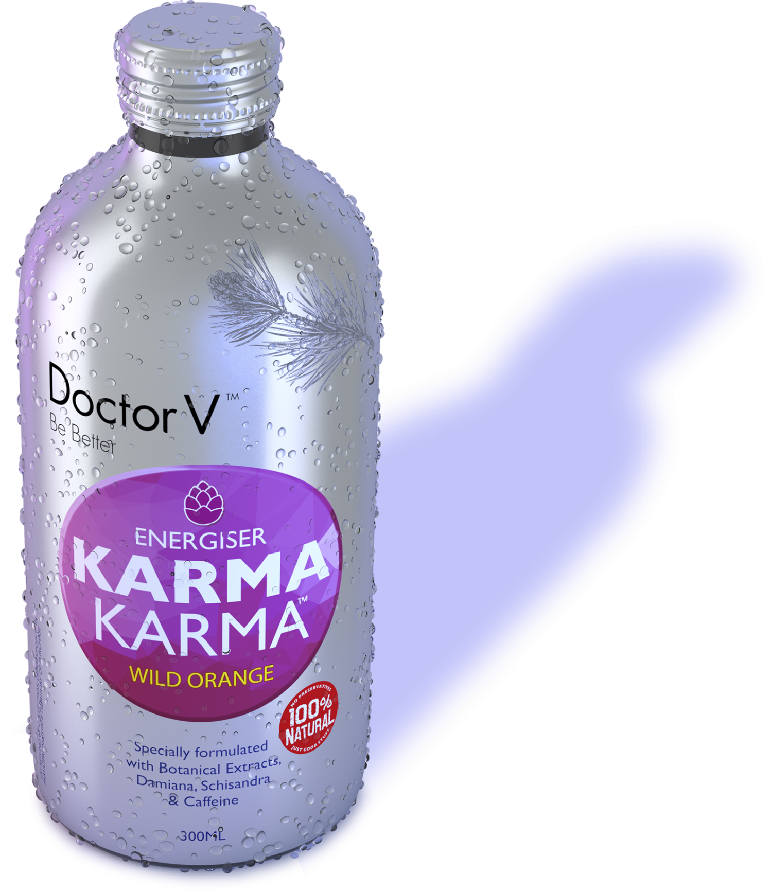 KARMA KARMA bottle